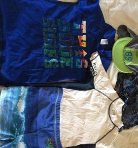 Одежда для пляжа мальчик