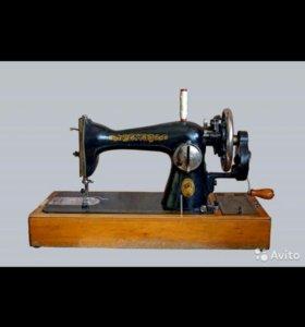 Ремонт и настройка швейных машин.