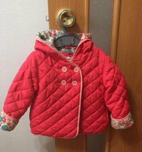 Курточка- пальтишко