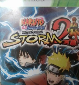 Naruto storm 2 xbox360