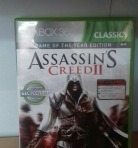 Assassin's Creed 2 xbox360