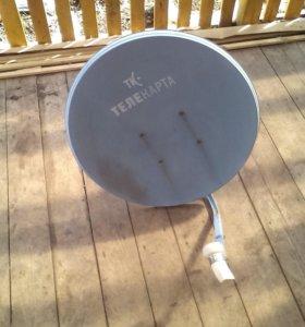 Антенна спутниковая Телекарта