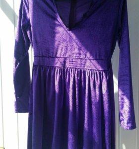 Новое Платье с чокером