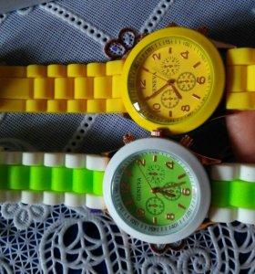 Часики новые
