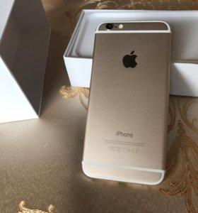 iPhone 6 16 гб оригинал , Ростест !