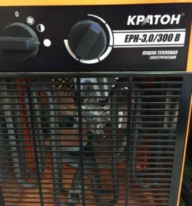 "Тепловая пушка ""Кратон""Ерн-3,0/300в"
