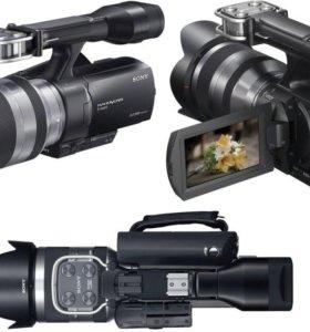 Видеокамера Sony NEX-VG20