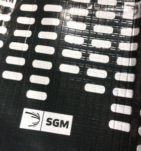 Шумо-виброизоляцыя материалы высокого качества.