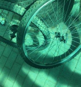 Вело колеса 2шт