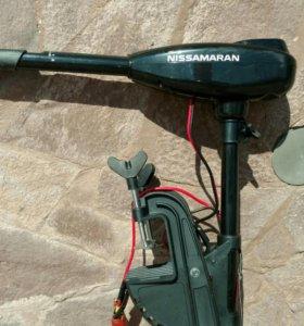 Лодочный электромотор Nissamaran