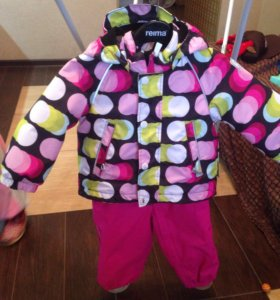 Комплект зимний Reima ( куртка + полуком)