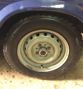 Зимние колёса R13