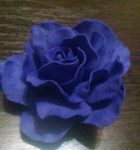 Резинки крупные розы 80 руб.шт.