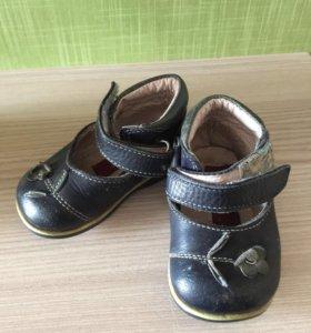 Туфельки размер 18