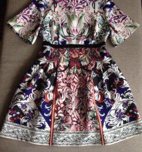 Фирменное платье Love Republic р.46