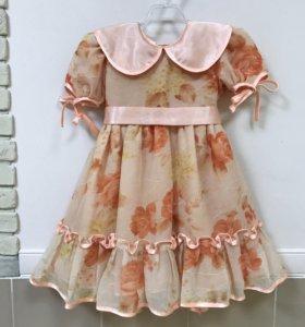 Платье, 104 см.