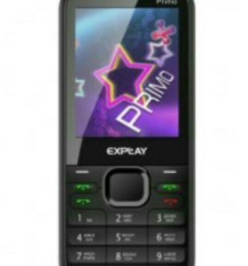 Мобильный Explay Primo на 3 сим карты