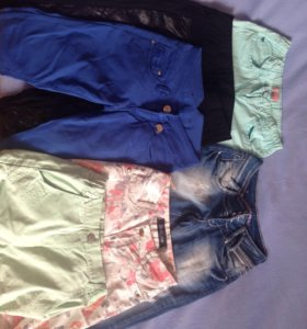 Комплект летней одежды для девочки