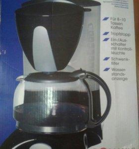 Немецкая кофеварка Bomann