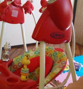 Качели для малышей GRACO