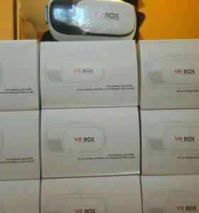 Vr-box 2.0. Очки виртуальной реальности.