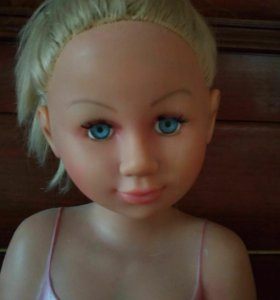 Кукла для причесок и макияжа