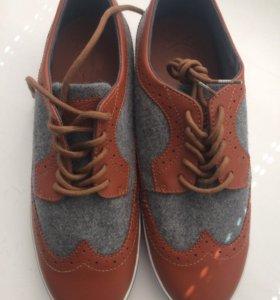 Ботинки унисекс