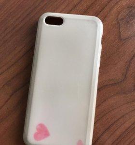 Чехол на айфон 5с