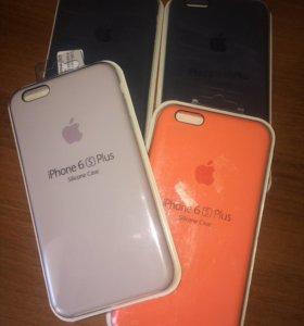 Silicone case Apple IPhone 6 Plus,6S Plus