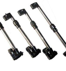Телескопический держатель зонта на коляску