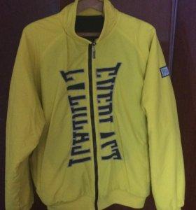 Куртка спортивная, двухсторонняя