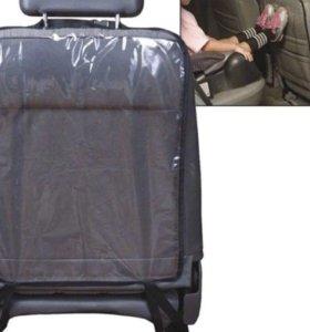 Защитная накидка на сиденье