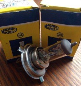 Лампа накаливания 24V H4 75/70W P43t