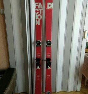 Горные лыжи Faction ct 1