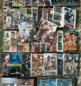 Диски DVD+2 PC dvd игры