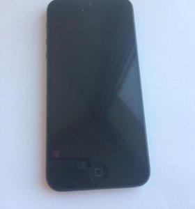 Продам iPhone 5 (без обмена!)