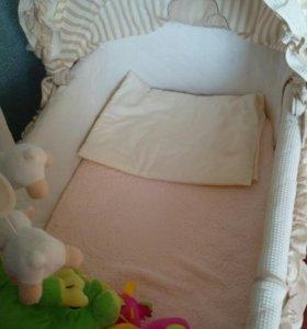 Детская кроватка Simplicity