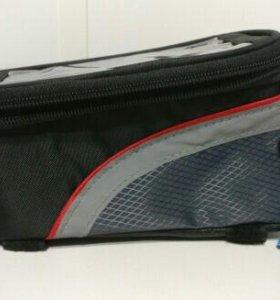 Новая велосипедная сумка