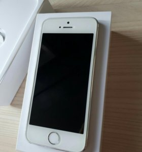 iPhone 5s 16gb Белый