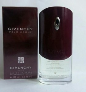 Парфюм Givenchy Pour Homme