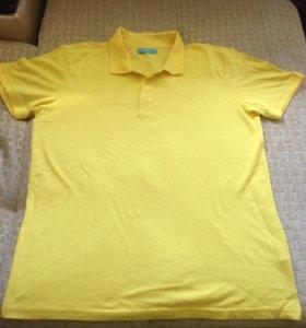 Новая мужская футболка поло