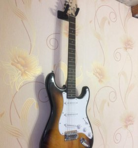 Гитара fender squier bullet star