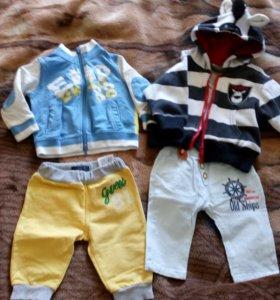 Комплект одежды 74-80