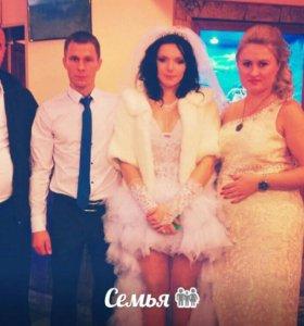Платье свадебное и вечерние