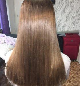Ботокс для волос разглаживание ☘️