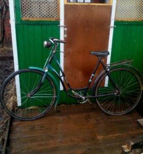 Велосипед ретро Диамант