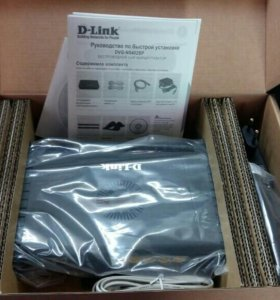 VoIP маршрутизатор D-Link DVG-N5402SP
