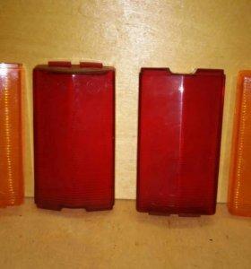 Комплект стекол на задние фонари ВАЗ 2101