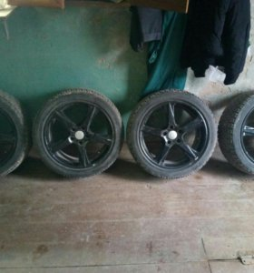 Покрышки Bridgestone R17