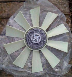 Продам вентилятор охлаждения на пазик 3204